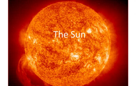 001 The Sun and other stars