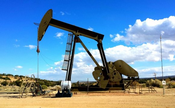 Oil prices are collapsing