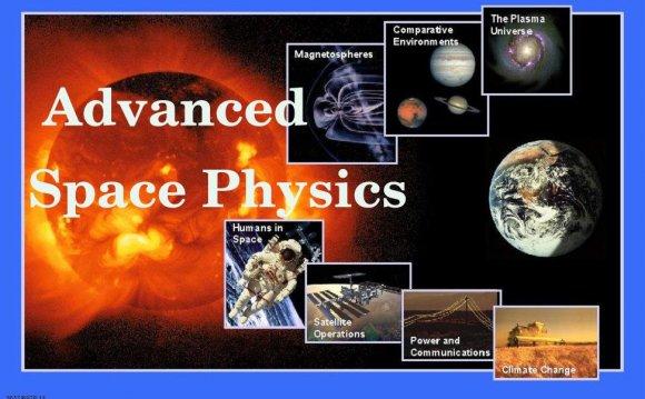 Advanced Space Physics