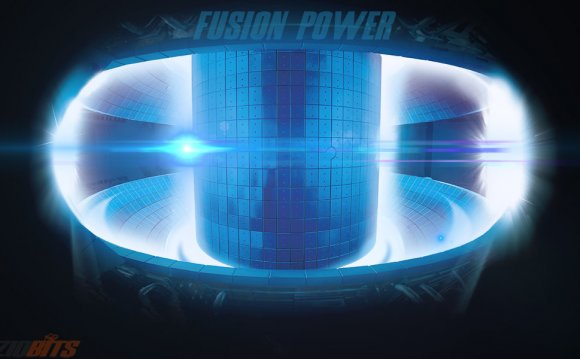 Nuclear fusion is the engine