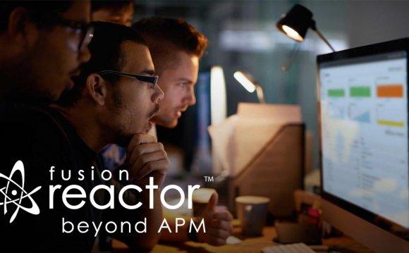 FusionReactor: Java