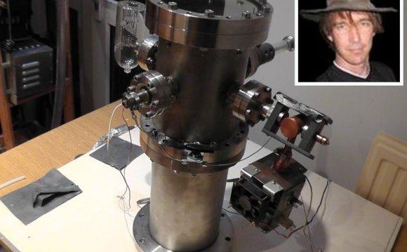 I Built a fusion reactor