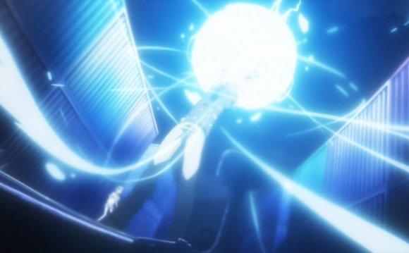 Gathering plasma energy!
