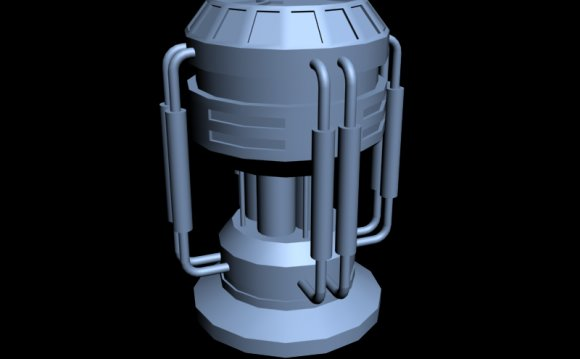 Fusion Reactor model