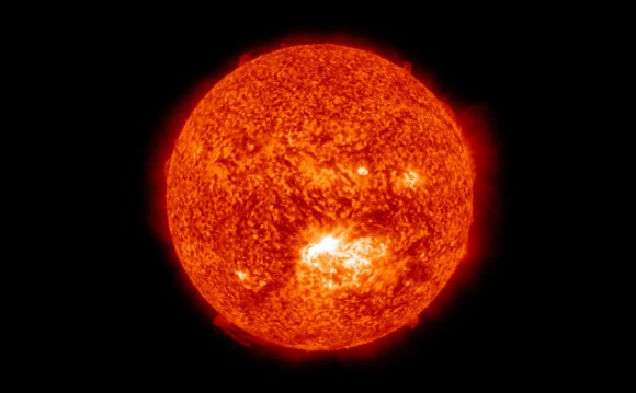 This image from the Solar