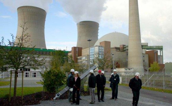 The Grafenrheinfeld Nuclear