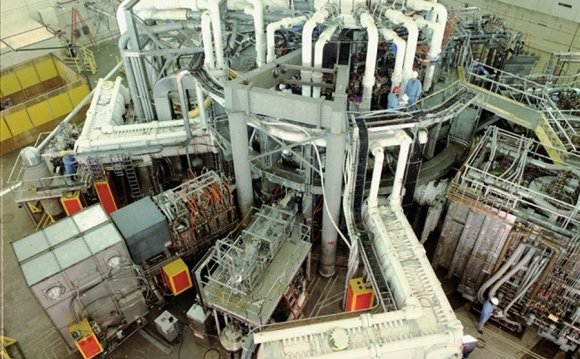 The Tokamak Fusion Test