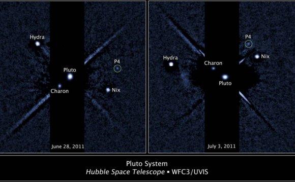 NASA, Pluto (Foto: NASA/Ap)