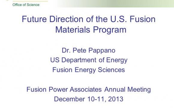 Fusion Power Associates
