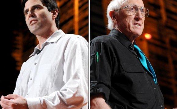 Stewart Brand + Mark Z