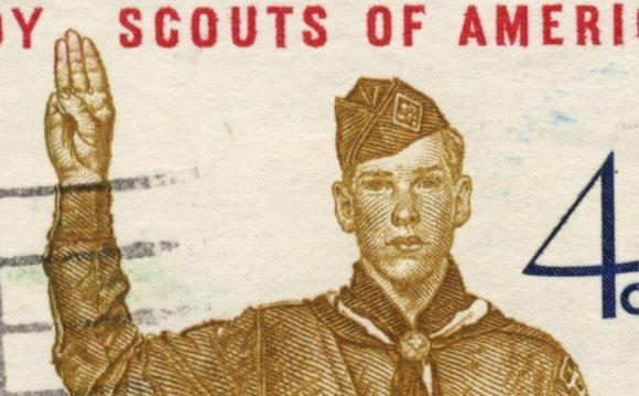"""Boy scout. """""""
