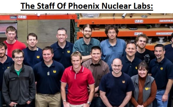In August, Phoenix Nuclear