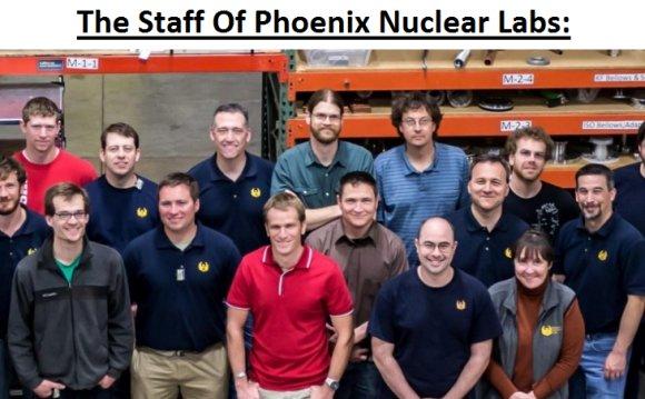 In August, Phoenix Nuclear