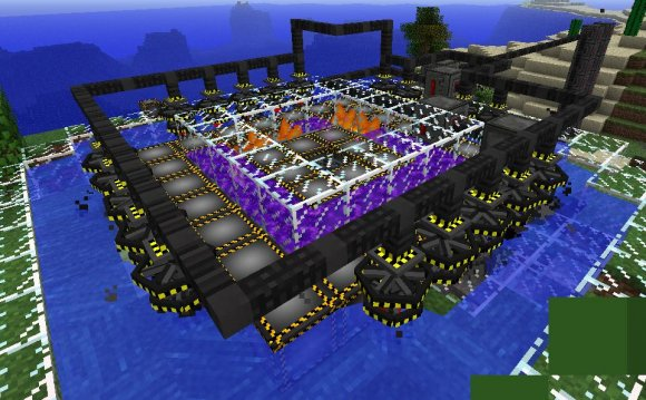 Minecraft Atomic Science
