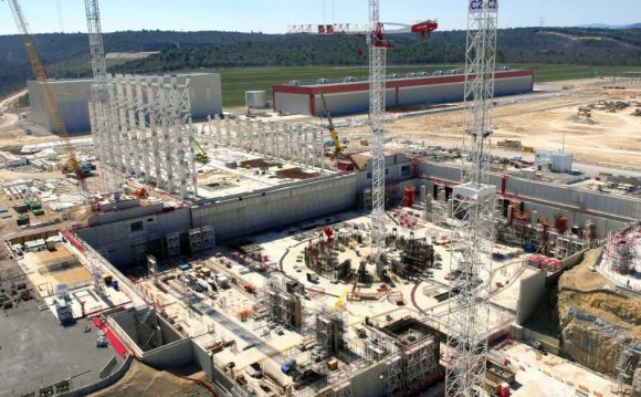 ITER fusion project