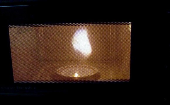 Making Plasma in a microwave