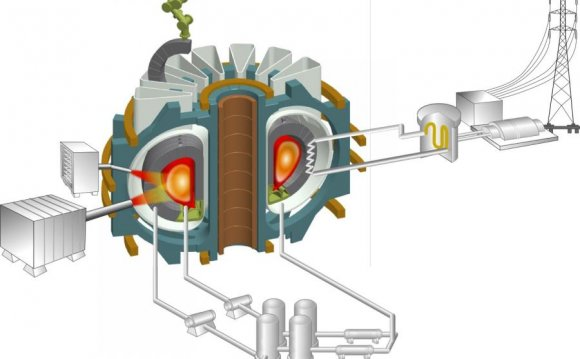 Fusion Power Station