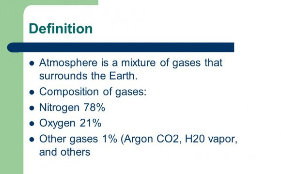 Gas in Science definition