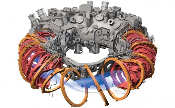 Fusion reactor temperature