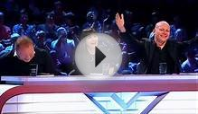 10 hours of Cutfather laughing - X FACTOR 2015 - DR1