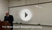 5 of 10 Managerial Accounting Basics: 5 Cost Behavior