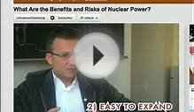 Adavnatges & Disadvantages of Nuclear Energy
