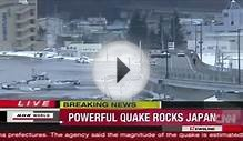 Japan Earthquake Tsunami Nuclear Power Plant Explosion