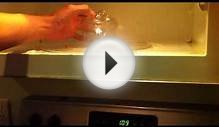 Making plasma in the microwave