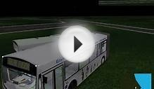 Midtown madness Solar Fusion Bendy bus. Glitch