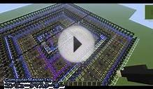 Minecraft Voltz 49 Core Fusion Reactor (Largest In the