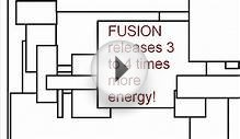 Nuclear Fusion vs. Fission