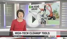 Nuclear Watch: Japan The Road Ahead: High-Tech Cleanup