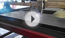 Precision plasma and candcnc table