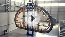 SIMIC radial plate manufacturing - ITER project