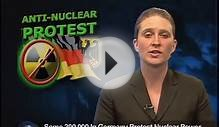 Some 200, In Germany Protest Nuclear Power