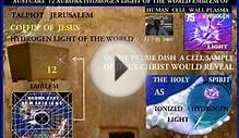 THE HUMAN CELL WALL PLASMA IONIZED HOLY HYDROGEN LIGHT OF